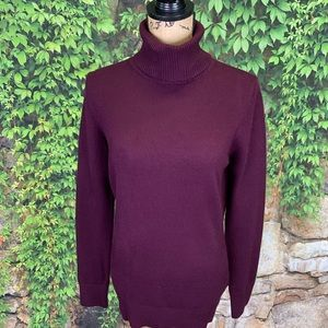 FRENCH CONNECTION Turtleneck Sweater, L